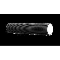 Труба двухслойная гофрированная Ø 110/94, 6м с перфорацией