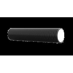 Труба двухслойная гофрированная Ø 160/136, 6м