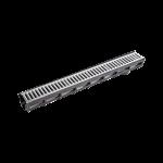 Комплект лоток со стальной решеткой 1000*115*90