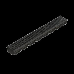 Комплект лоток с пластиковой решеткой 1000*115*90