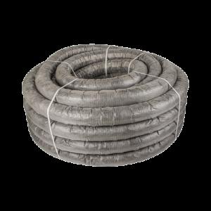 Труба дренажная ДГТ-ПНД Ø 63, 50м (п,геофильтр)