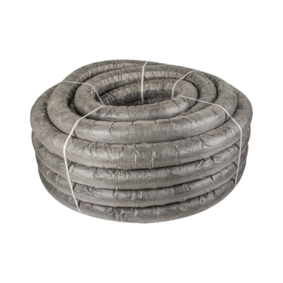 Труба дренажная ДГТ-ПНД Ø 110, 50м (п,геофильтр)