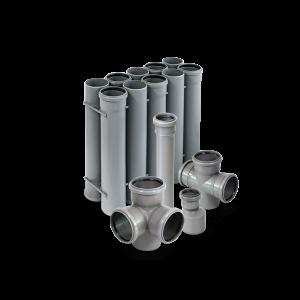 Труба НПВХ для внутренней канализации Ø 110