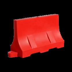 Водоналивной барьер (дорожный блок) большой 2,0м